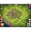 best town hall level 7 base clash of clans super cell layout defense 7