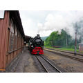 steamlocomotive fichtelbergbahn germany