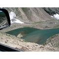 Summer Vacation... Driving uphill on a Narrow Rocky Track to Lake Lulusar.
