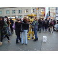 At 5:10pm-On Yonge St.,at Dundas-outside Toronto Eaton Centre-Toronto,Ont.,On Saturday,Jan.26,2013
