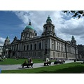I have reduced the image sizes down to a more reasonable size to view  Belfast town hall