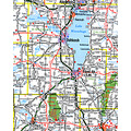 hopper senate district18 district 18 area highway map wisconsin