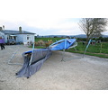 Our trampoline has had one to many 'bounces' we get a spot of wind at our house and yeah need I s...