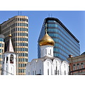 city report Moscow architecture