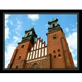 cathedral church architecture history home town Poznan city Poland