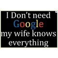 I Dont Ask Wife Know Everything