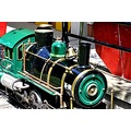 Miniature train Sprinkbank Park London Ont Nikon d90