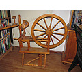 norwegian spinning wheel