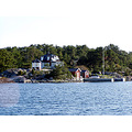 Yesterday we went out to a small island in the Swedish archipelago for some road work..kind of cr...
