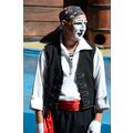 seaworld orlando florida show pirate comedian