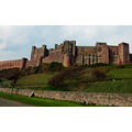 Castle Bamburgh Northumberland