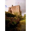 bickleigh castle devon architecture