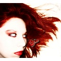 Self Portrait of my hair being red. It is not actually red I photoshopped it.