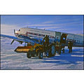 DC3 dc3 ski snow greenland ice icelandair