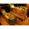 Tutankhamun Malmoe Gold Mummy 2012 October Skane Sweden