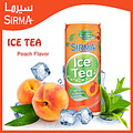 SIRMA DGT DGTLLC Iced tea ice Peach drink water UAE Dubai