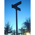 street_sign sign street intersection bacon egg funny bacon_and_eggs morning food