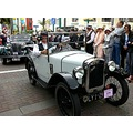 art deco parade vintage car napier nz