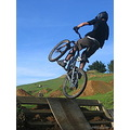 boy bike mtb mountainbike mountainbiker jump extreme