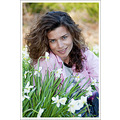 girl woman wife model portrait flowers spring nikon sigma bulgaria