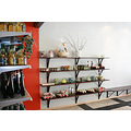 interior furniture design studio 5 shelf wall bench product shop