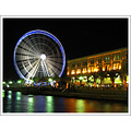 sharjah uae gaintwheel alqasba night pitc