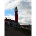 lighthouse northseacoast scheveningen netherlands