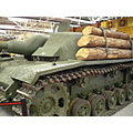 Bovington museum trip - German StuG assault gun in Finnish service, heavily modified