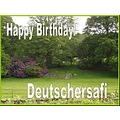 Happpy Birthday Deutschersafi