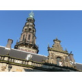 old bluesky sky leiden holland architecture jeever jolie tower
