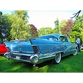 Buick Limited 1958 Rear Skane Sweden Billesholm 2012