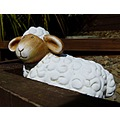 ornament garden lamb sheep