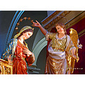 Hail Mary Ave Maria annunciation our lady statue gabriel angel Ang