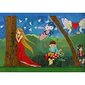series Almelo Paintings Art Fairytales