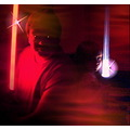 No, Riley...I am your father.  Goofing around with photo explosion.  The red lightsaber was not t...