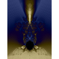 This is a fragment of the previous fractal.  For an explanation, go to: http://forum.fotothing.co...
