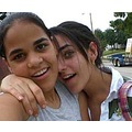 i miss these 2 girls i have never met them i love them RIP 333 TE AMO
