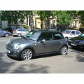 I love mini since I first time saw it, but in Wroclaw it's not an often view. BUt in England.. , ...