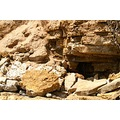 nature 2006 summer hole beach cave rock stone