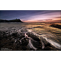 Kimmeridge Dorset landscape nature sunset