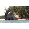 travel sceneray picturedrocks munising michigan