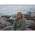 Me rocks sea Devon coast windy Jamesrb LizSA