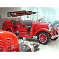 2011 portugal madeira machico old firemen firefighters car engine museum piece
