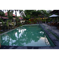swimming pool hotel Ubud Bali littleoille
