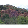 Rock formation in the Bush