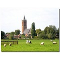 netherlands eemnes landscape view church nethx eemnx landn viewn churn