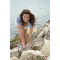 girl woman wife portrait fun beach sea varna bulgaria nikon sigma