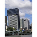 Brisbane City (view from City Cat)