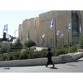People streets Israel