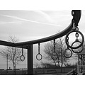 Bleak BW playground
